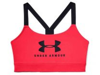 TOP UNDER ARMOUR UA ARMOUR MID GRAPHIC BRA