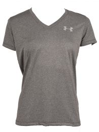 REMERA M/CORTA UNDER ARMOUR W TECH SSV TWIST LATAM