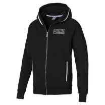 CAMPERA PUMA ATHLETICS HOODED JACKET TR