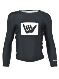 REMERA M/CORTA HANG LOOSE UP