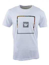 REMERA M/CORTA HANG LOOSE TRIBO