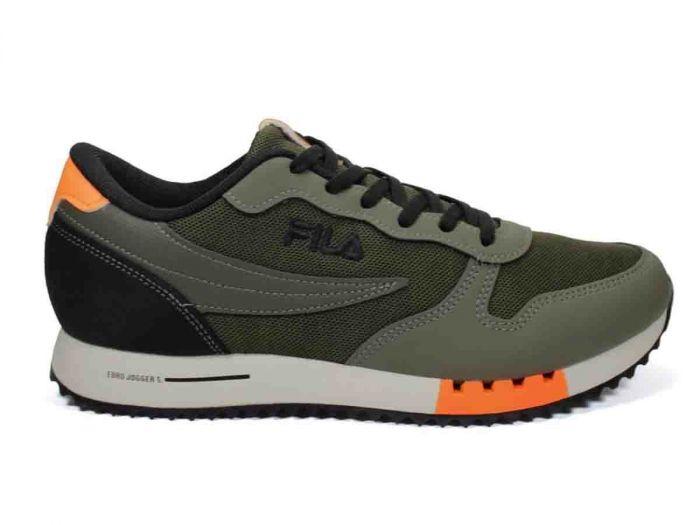 1998 fila zapatillas verdes